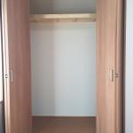 2階:洋室約4.5帖(北)クローゼット