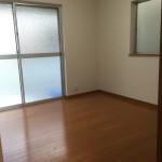 2階:洋室約4.5帖(南)